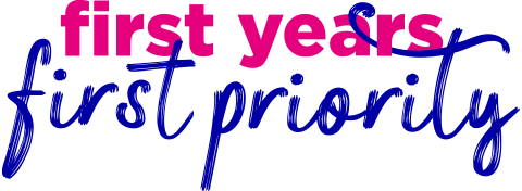 FIrst Years FIrst Priority logo